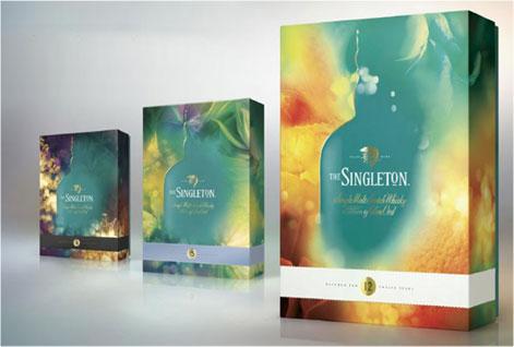 Singleton's new packaging