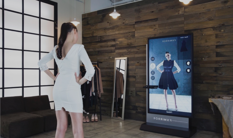 augmented reality retail fashion